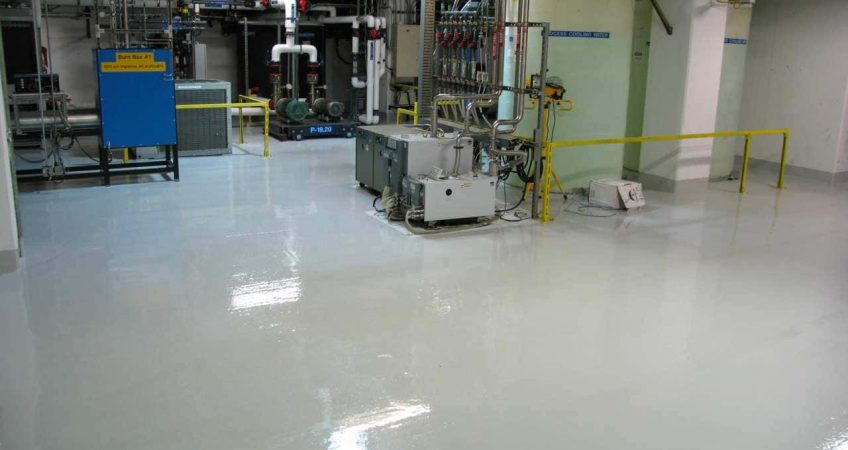 Epoxy Coating Systems for Resilient and Beautiful Floors