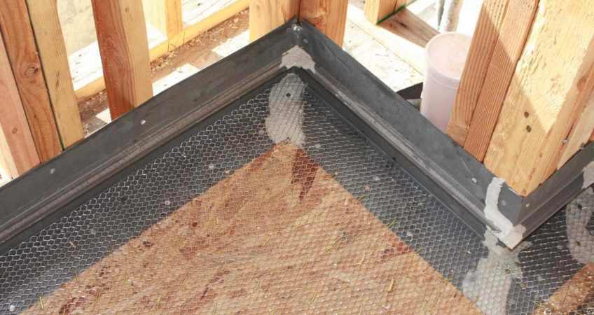 Murrieta Ca Job - floor substrate