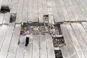 Deck Waterproofing Maintenance