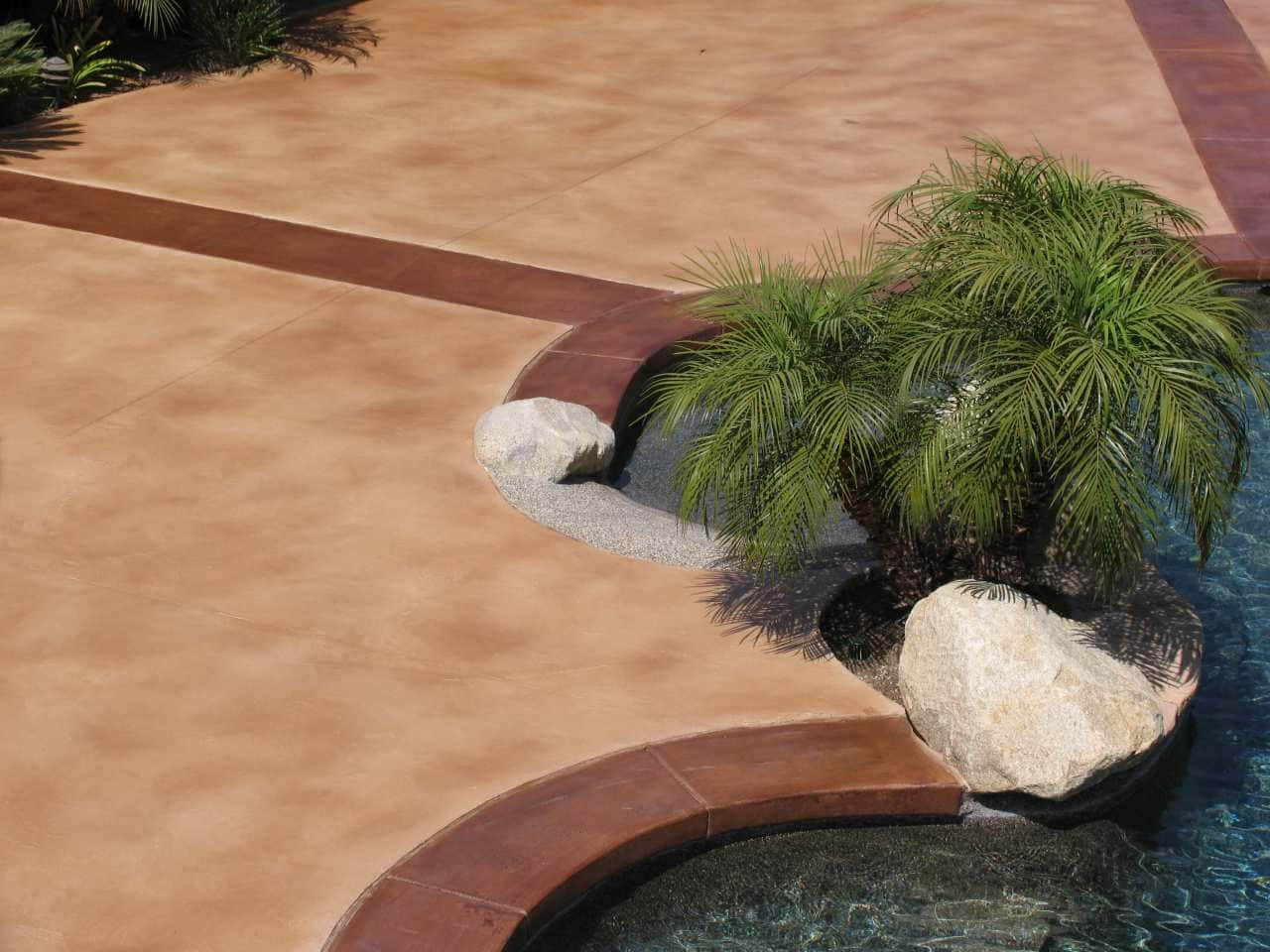 Keeping Pool Decks Safe with a Skid Resistant Waterproof System