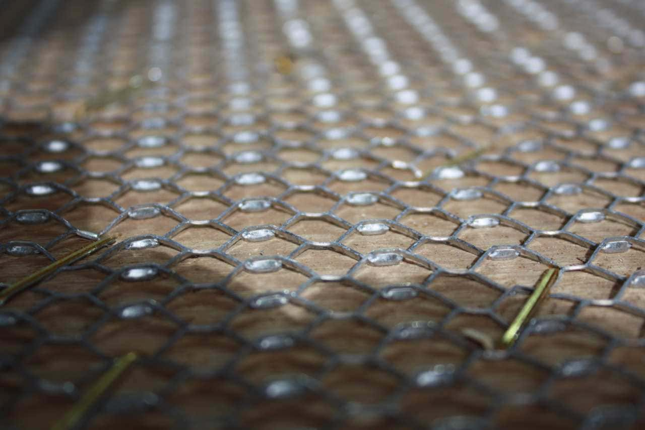 Metal Lath in waterproofing system