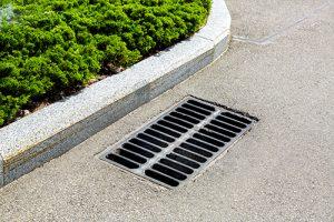 spot deck drain