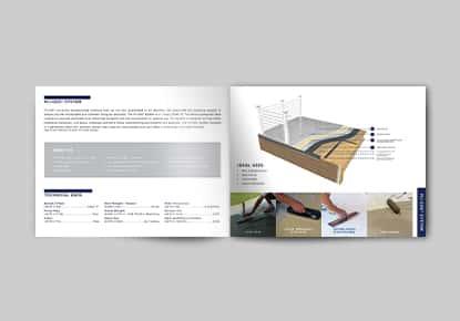Pli-Dek System - Over Plywood - Pli-Dek
