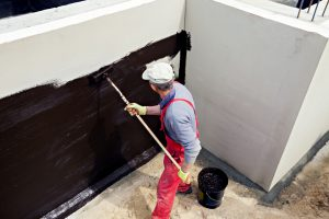 below grade waterproofing application