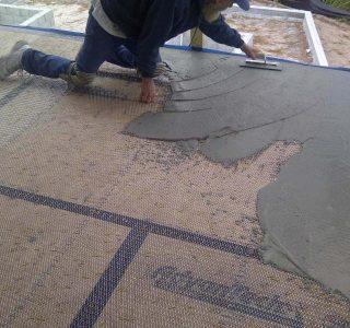 Residential Waterproof Deck Coatings Base Coat