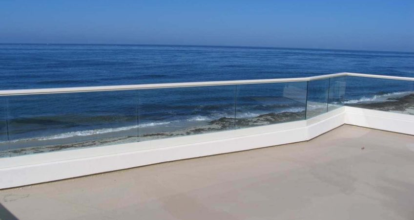 Spring Rooftop Decks with ocean view