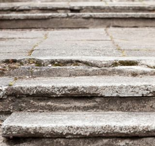 Sun Exposure to Concrete and Wood Structures causes UV damage