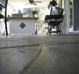 Waterproof lifespan of your deck