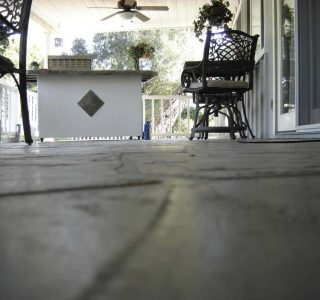Waterproof lifespan of your deck