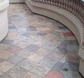 PD Texture Coat concrete example